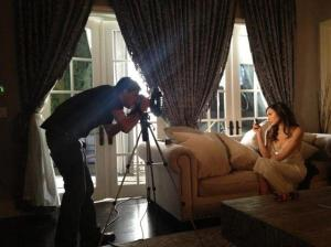 The Making Of The Vine Vera Commercials with Gal Gadot