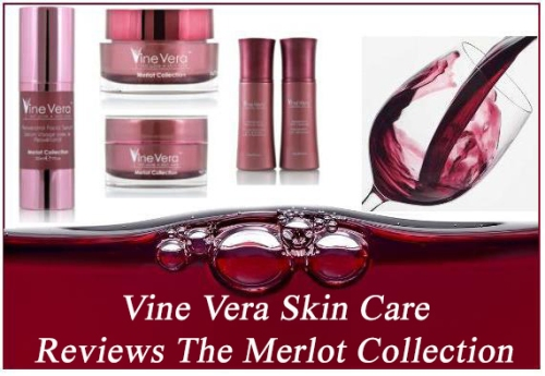 The Merlot Collection Review - Vine Vera Skin Care