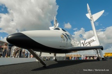 Fly into space with Virgin Galactic