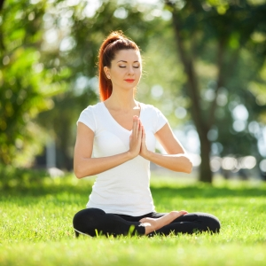 Yoga is a great exercise for relaxation and mental health