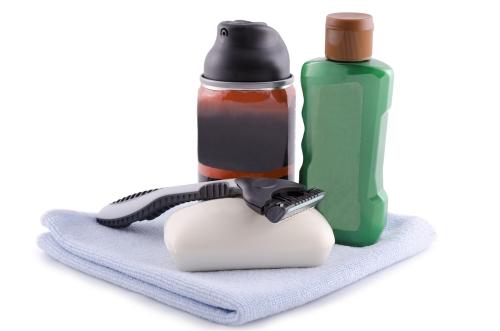 Men's grooming items