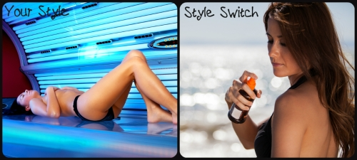 Tanning Machine Vs Self-Tanner