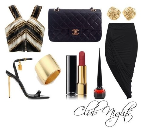 Club night outfit ideas.