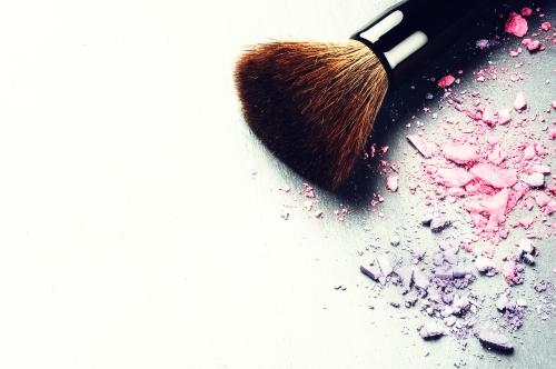 Powder eyeshadow