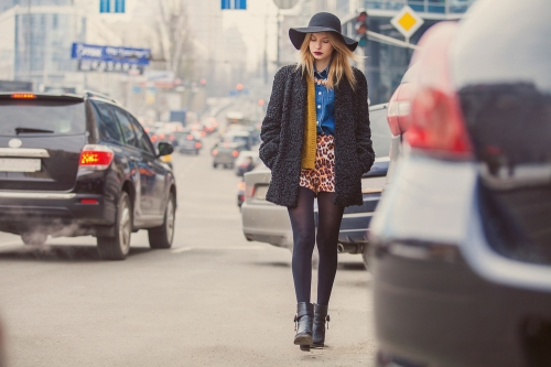 street style for winters