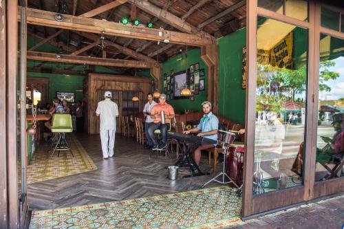 Cuban cafe in Florida