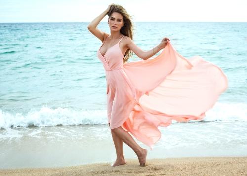 Vine Vera maxi dress