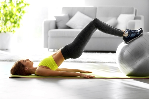 vine vera banner presents Toned and Defined Glutes