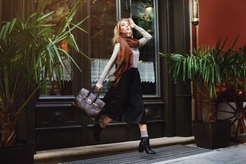 vine vera banner presents Fall for Autumn Fashion